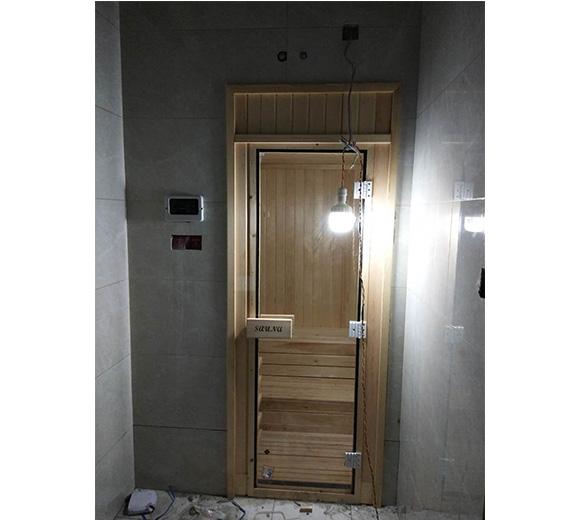 桑拿房案例-格林豪泰酒店